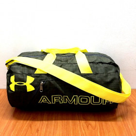 Túi tập Gym Under Amour Adaptable Packable Duffle Holdall Sport Gym (vàng đen)